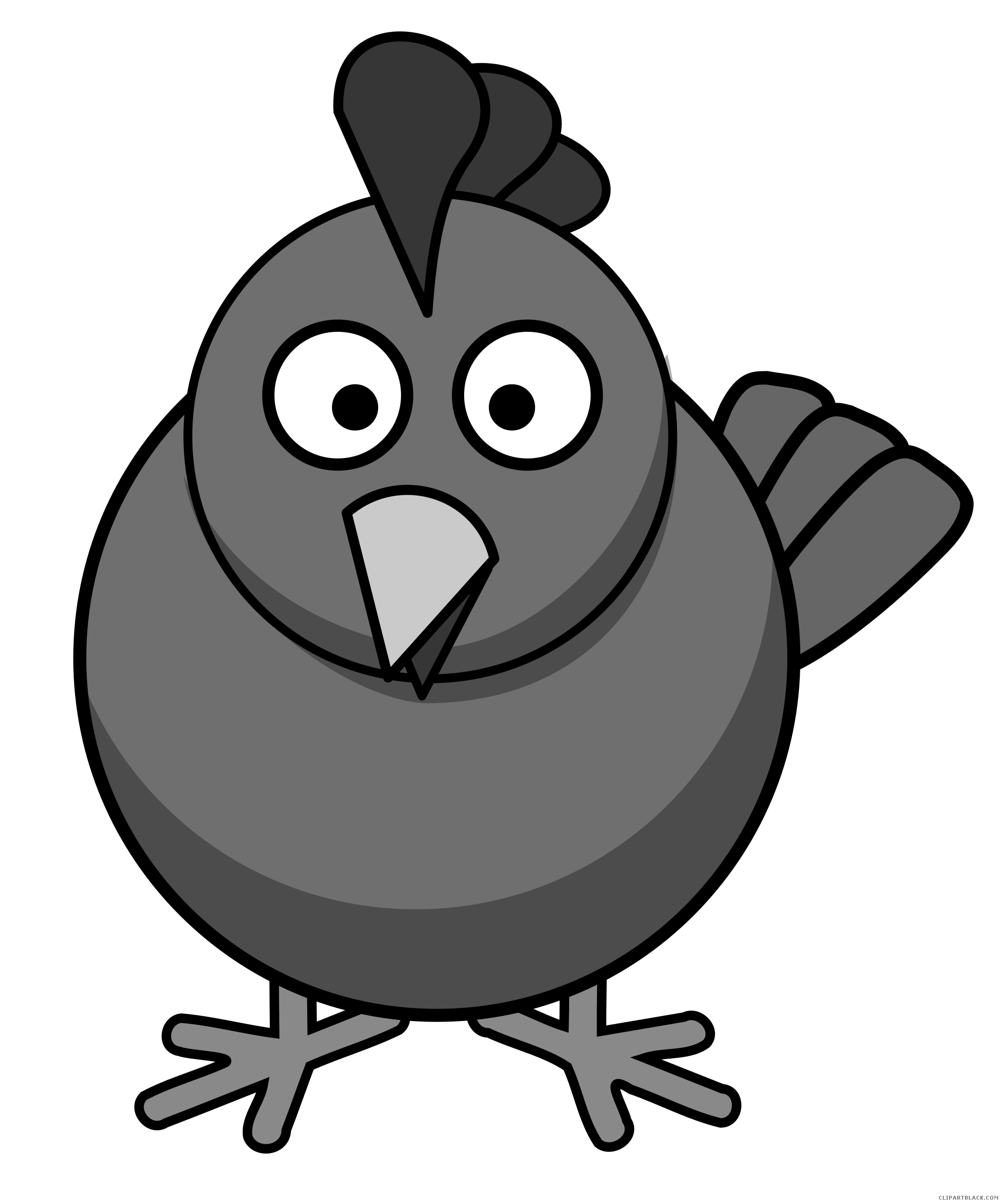 Footprints clipart chicken. Page of clipartblack com