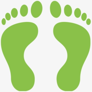 Footsteps clipart cute. Footprint free cliparts on