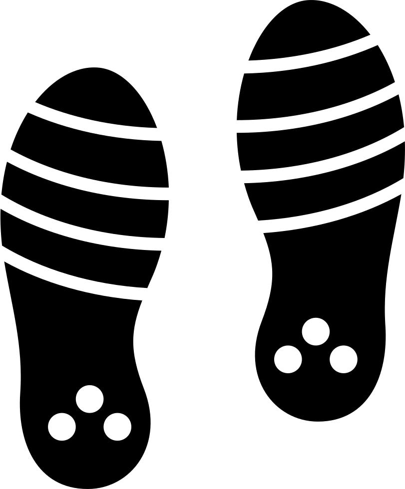 Footprints clipart llama. Svg png icon free