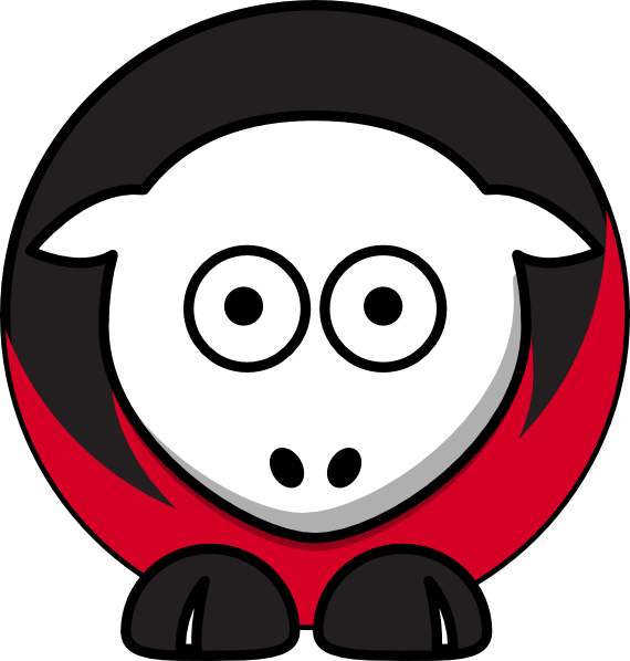 Sheep unlv rebels team. Nose clipart color