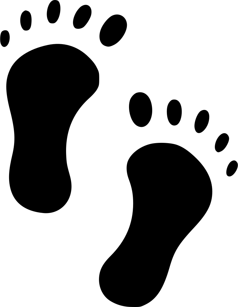 Footsteps clipart discipleship. One step at time