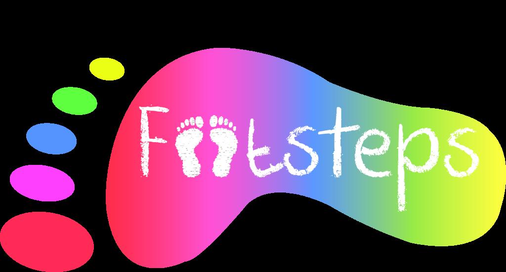 Footsteps clipart pathway. Transp christian preschool httpfootstepspreschoolcozawpcontentuploadsfootstepstranspxpng