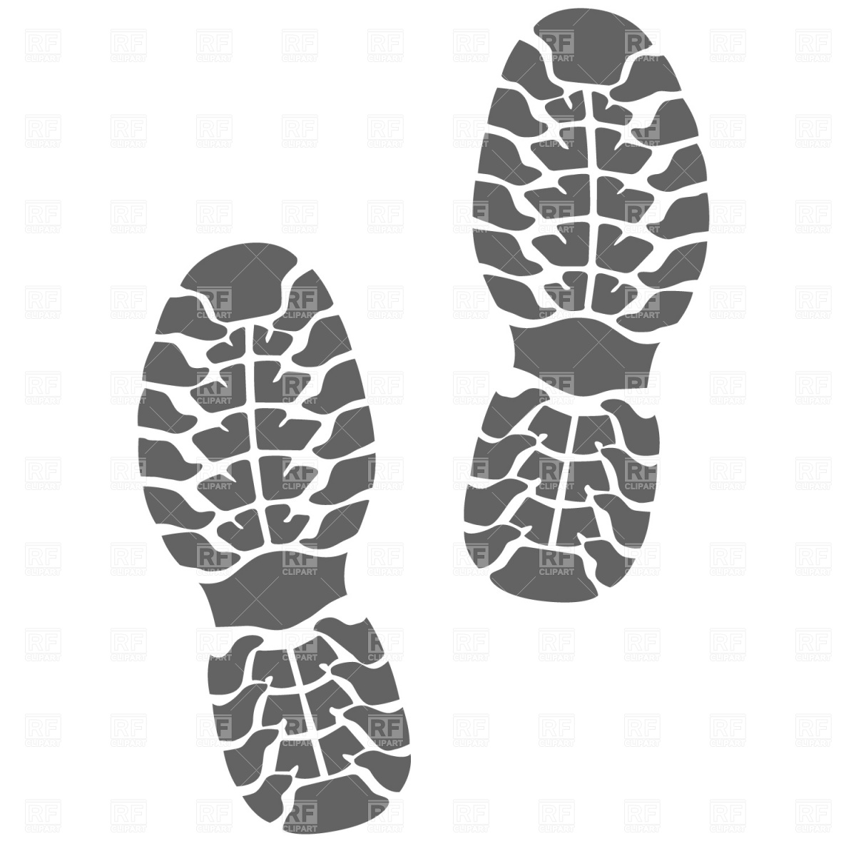 Track tennis bottom wikiclipart. Footsteps clipart shoe soles