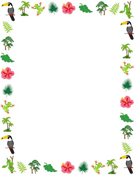 Free cliparts download clip. Frame clipart forest
