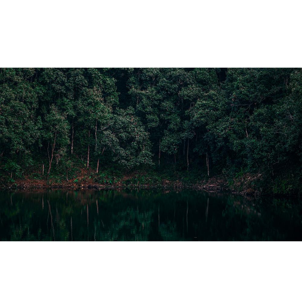 Lake clipart forest stream. Dark k www opendesktop
