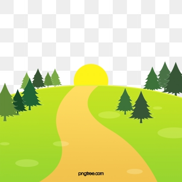 Forest clipart forest path. Png images vector and