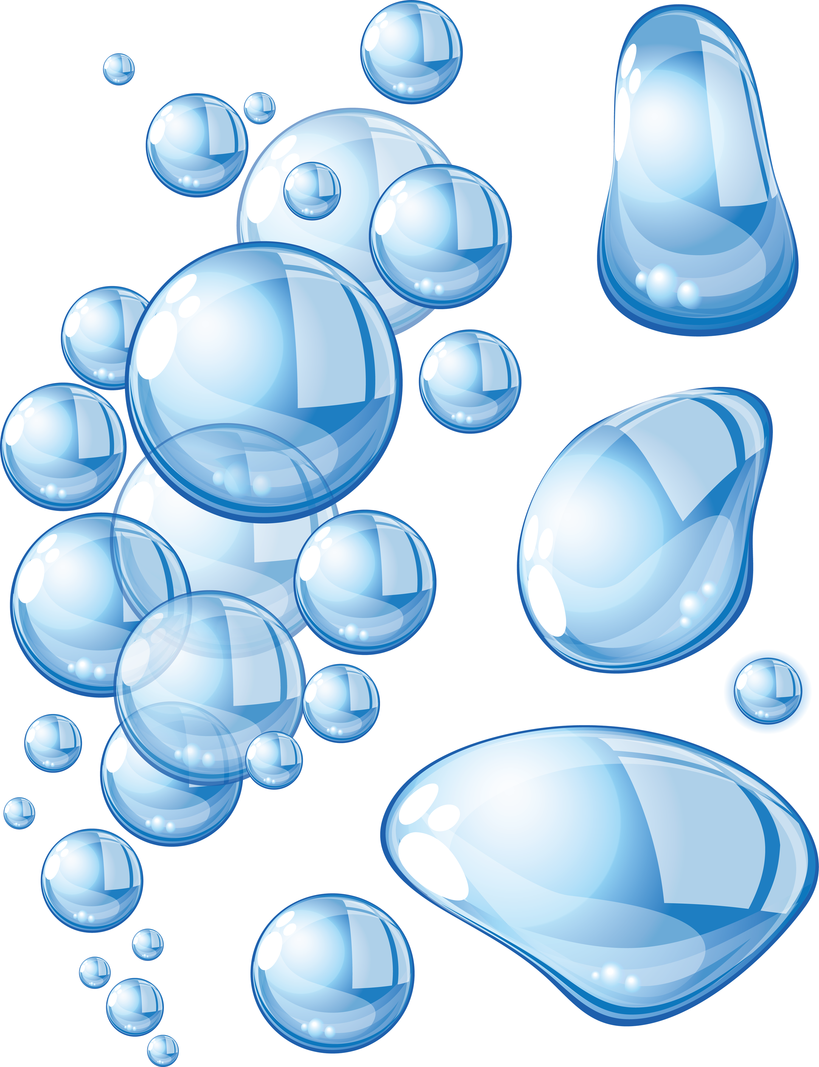 Words clipart water. Drops png image immagini