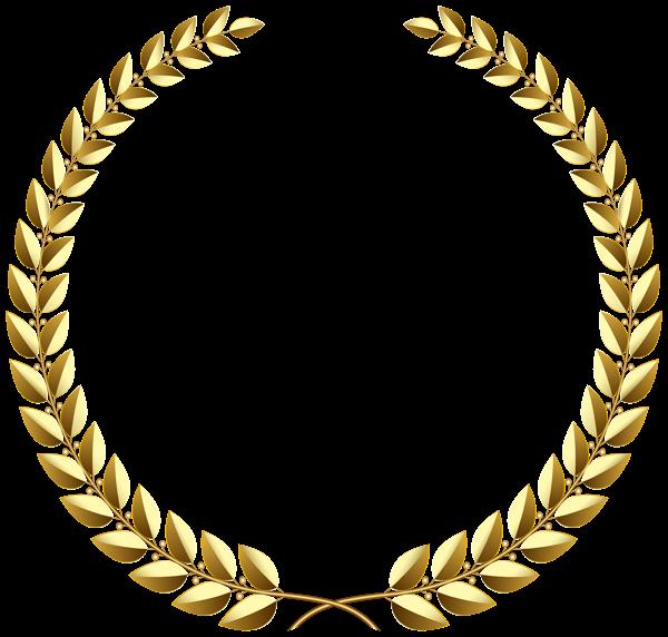 Golden transparent png clip. Mexican clipart wreath