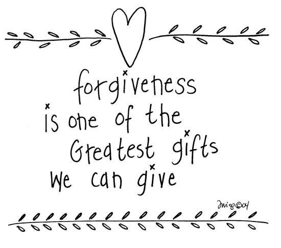 Forgiveness clipart. Forgive stop the root