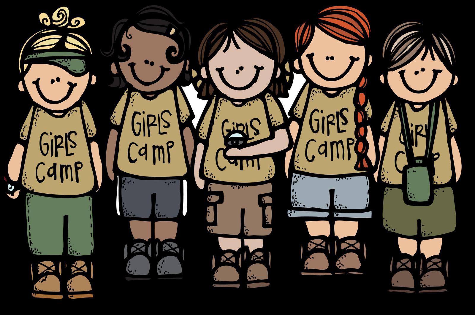 Mailbox clipart melonheadz. Lds illustrating girls camp