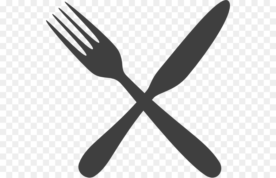 Fork clipart. Knife cutlery spoon clip