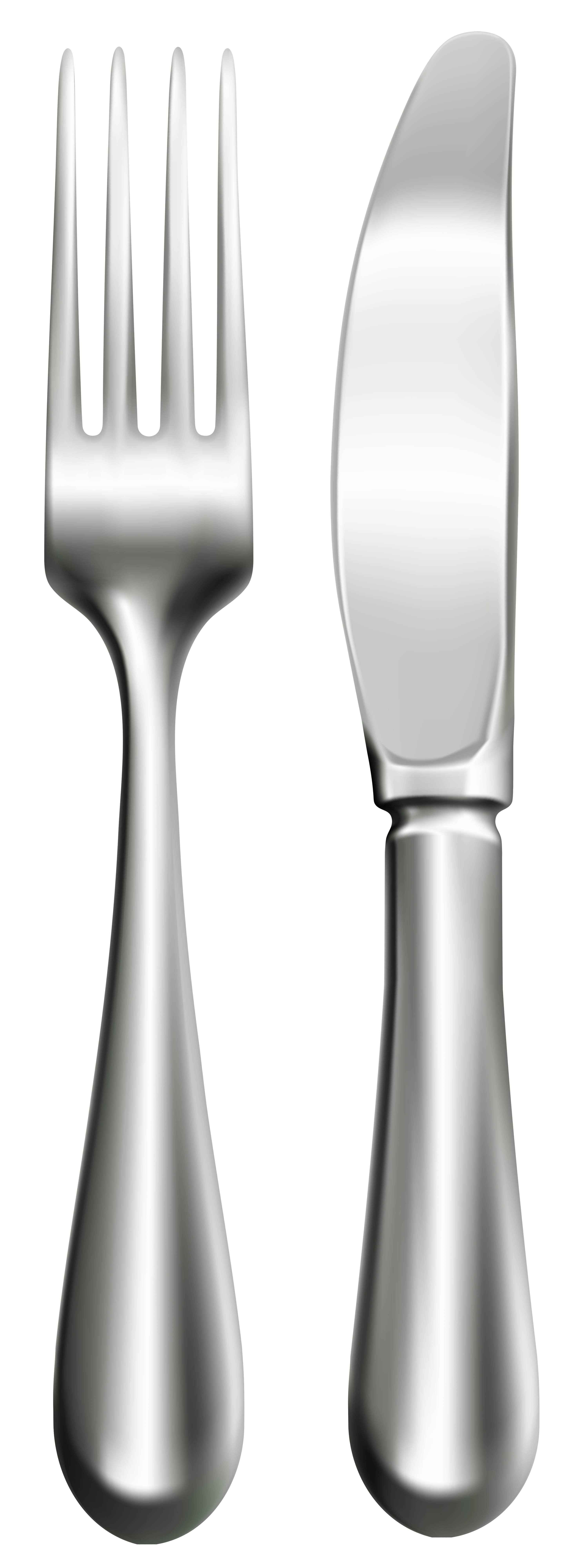 And knife png clip. Fork clipart