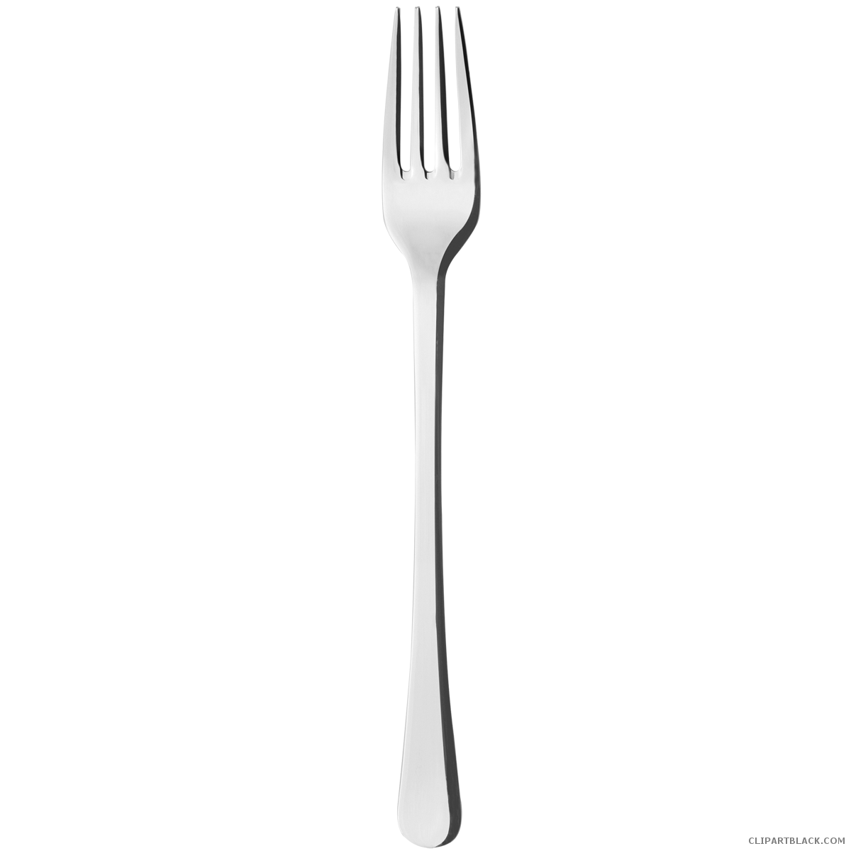 Tools free black images. White clipart fork