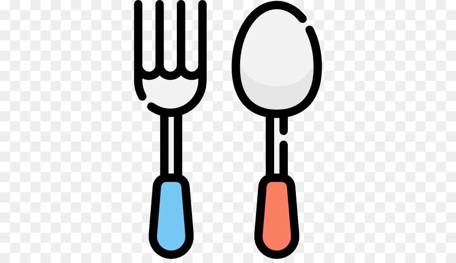 Fork clipart cartoon. Spoon png clip art