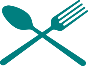 And spoon cross clip. Fork clipart crossed fork