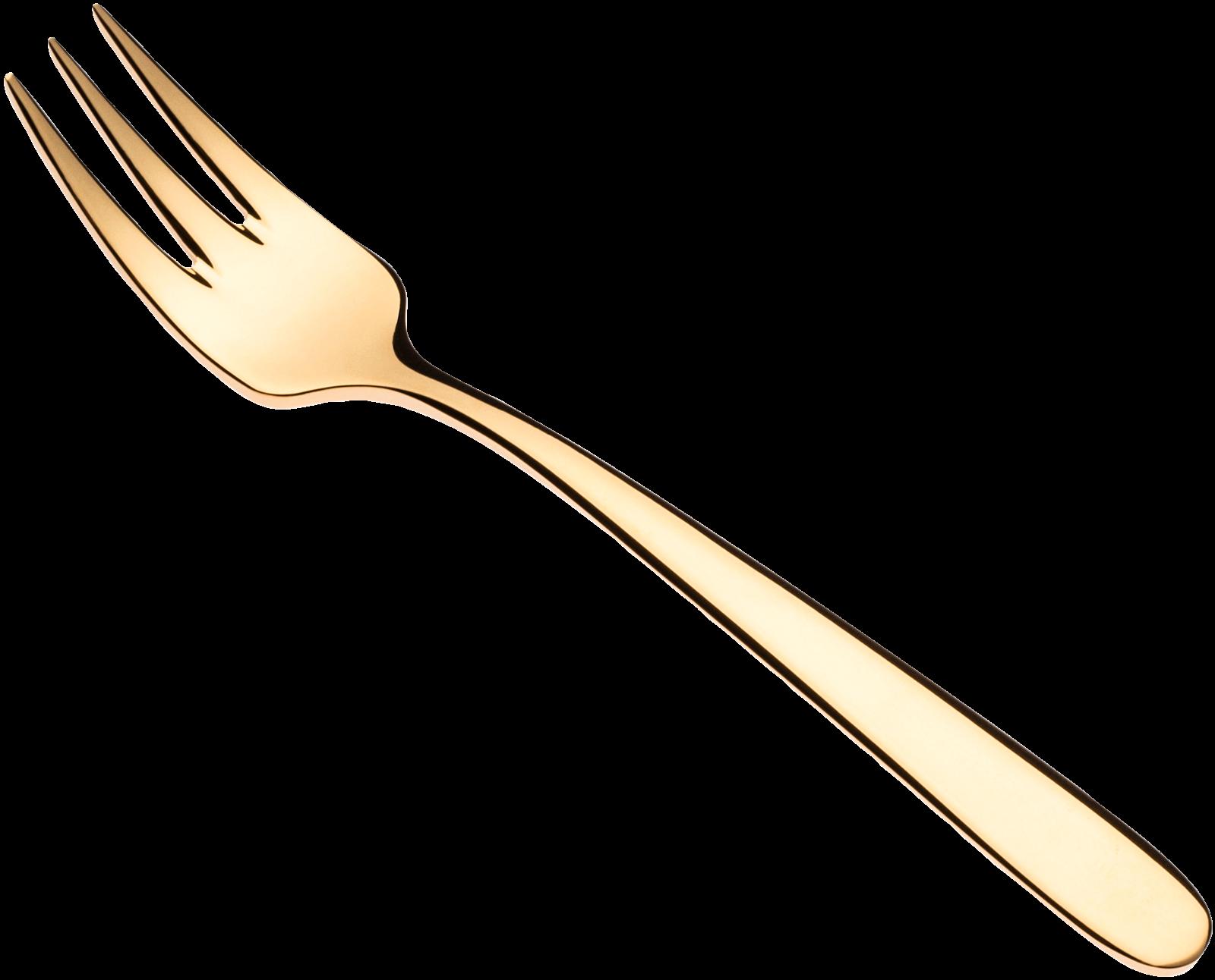 Fork clipart gold fork, Fork gold fork Transparent FREE ...