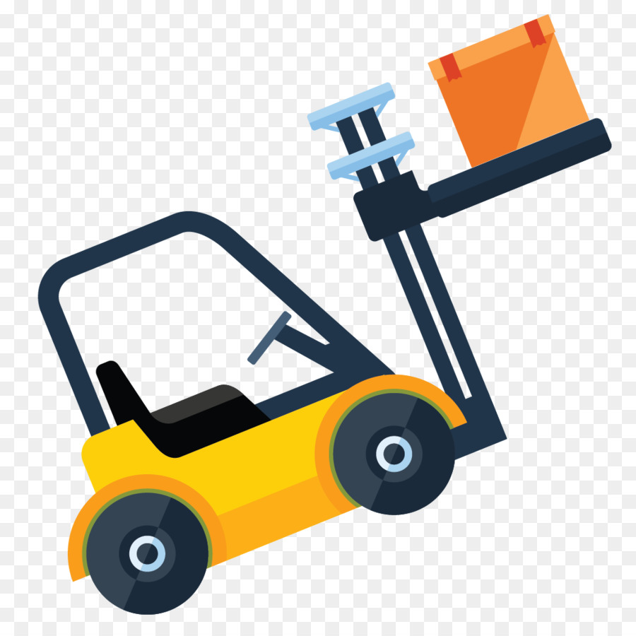 Web design png download. Forklift clipart small warehouse