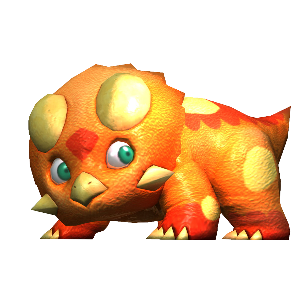 Orange clipart triceratops. Proto fossil fighters wiki