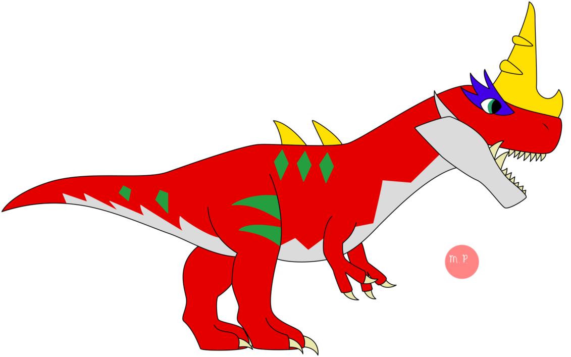 Fossil clipart preserved. Fighters frontier munchsaurus by