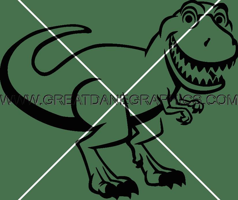 Trex clipart black and white. T rex png transparent