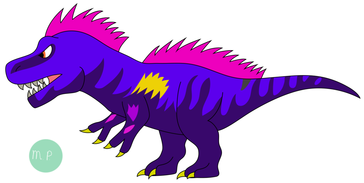 Fighters frontier t rex. Trex clipart fossil