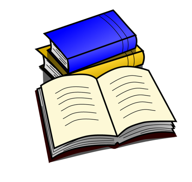 Document clipart school papers. Free book signing cliparts