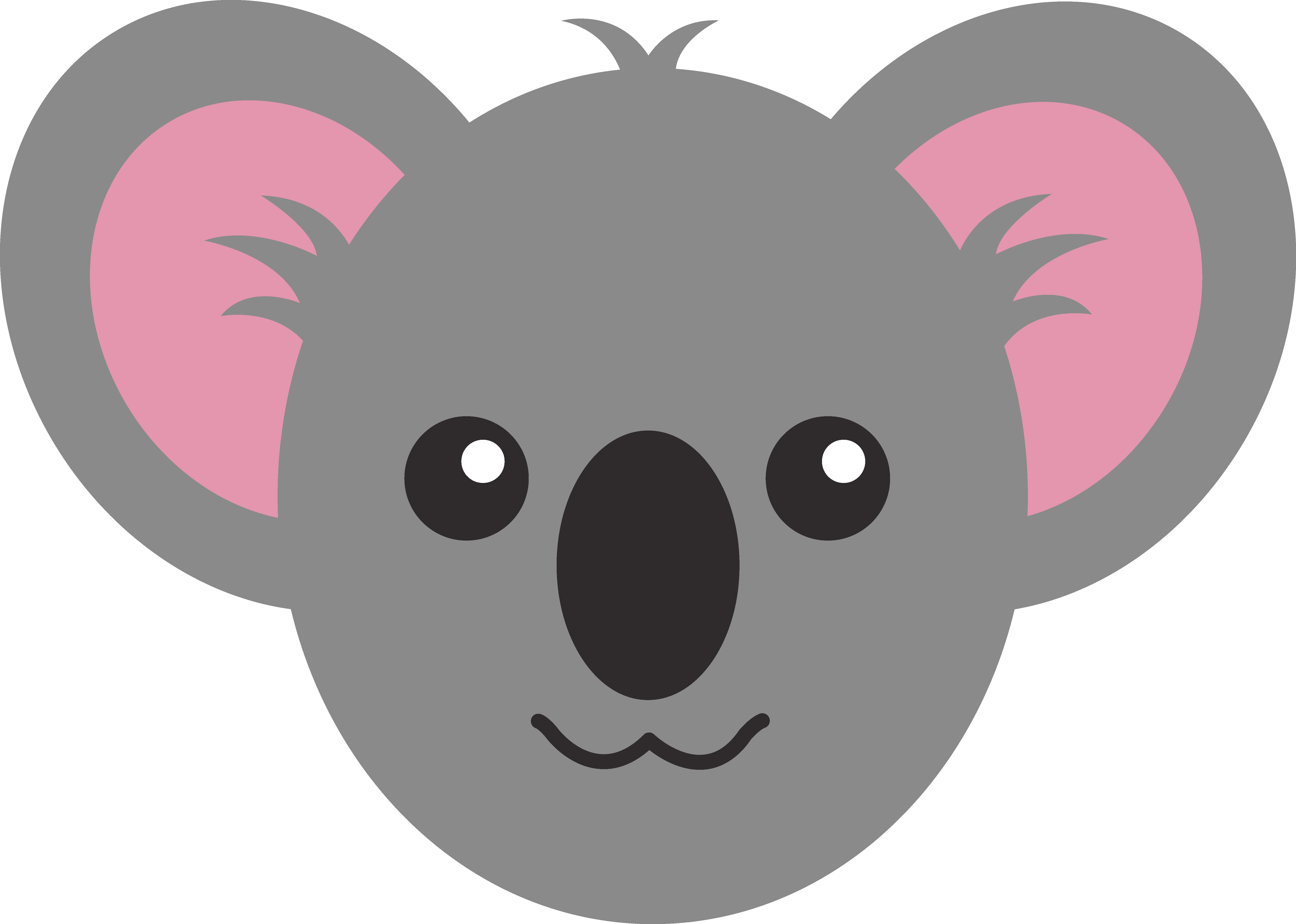 Nickel clipart animated. Collectionphotos cute koala bear