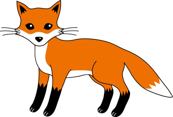 Fox clipart. Baby panda free images
