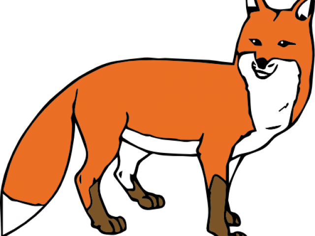 huge freebie download. Woodland clipart gray fox