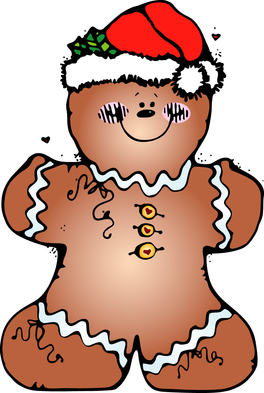 Dji dazzle dec gingerbreadman. Gingerbread clipart playdough