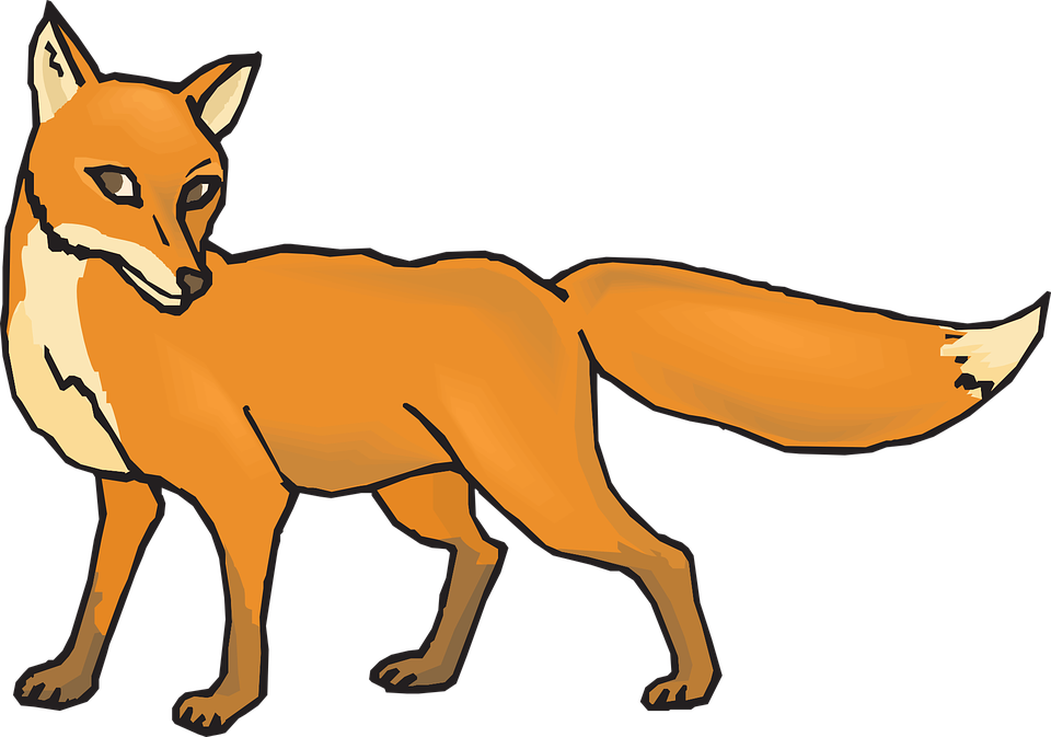Png images free download. Fox clipart realistic