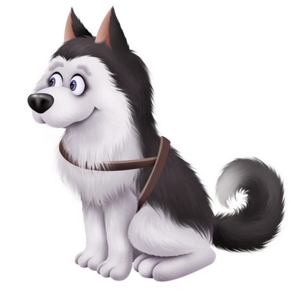 Chiens dog puppies wallpapers. Husky clipart dogr