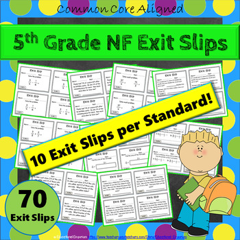Fraction clipart 5th grade math.  th exit slips