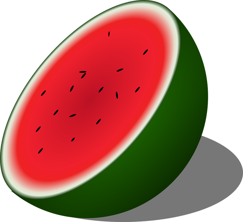Half desktop backgrounds free. Watermelon clipart bitter gourd