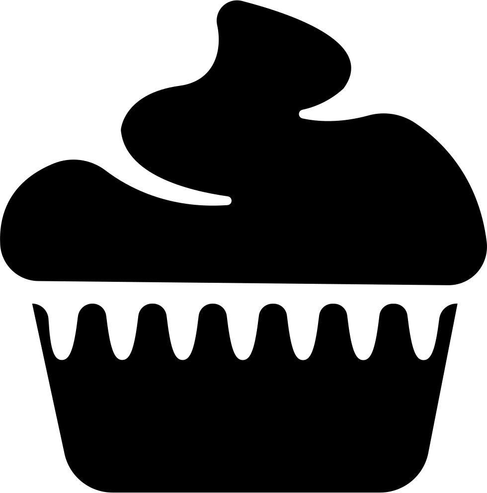 Dessert svg png icon. Fraction clipart cupcake