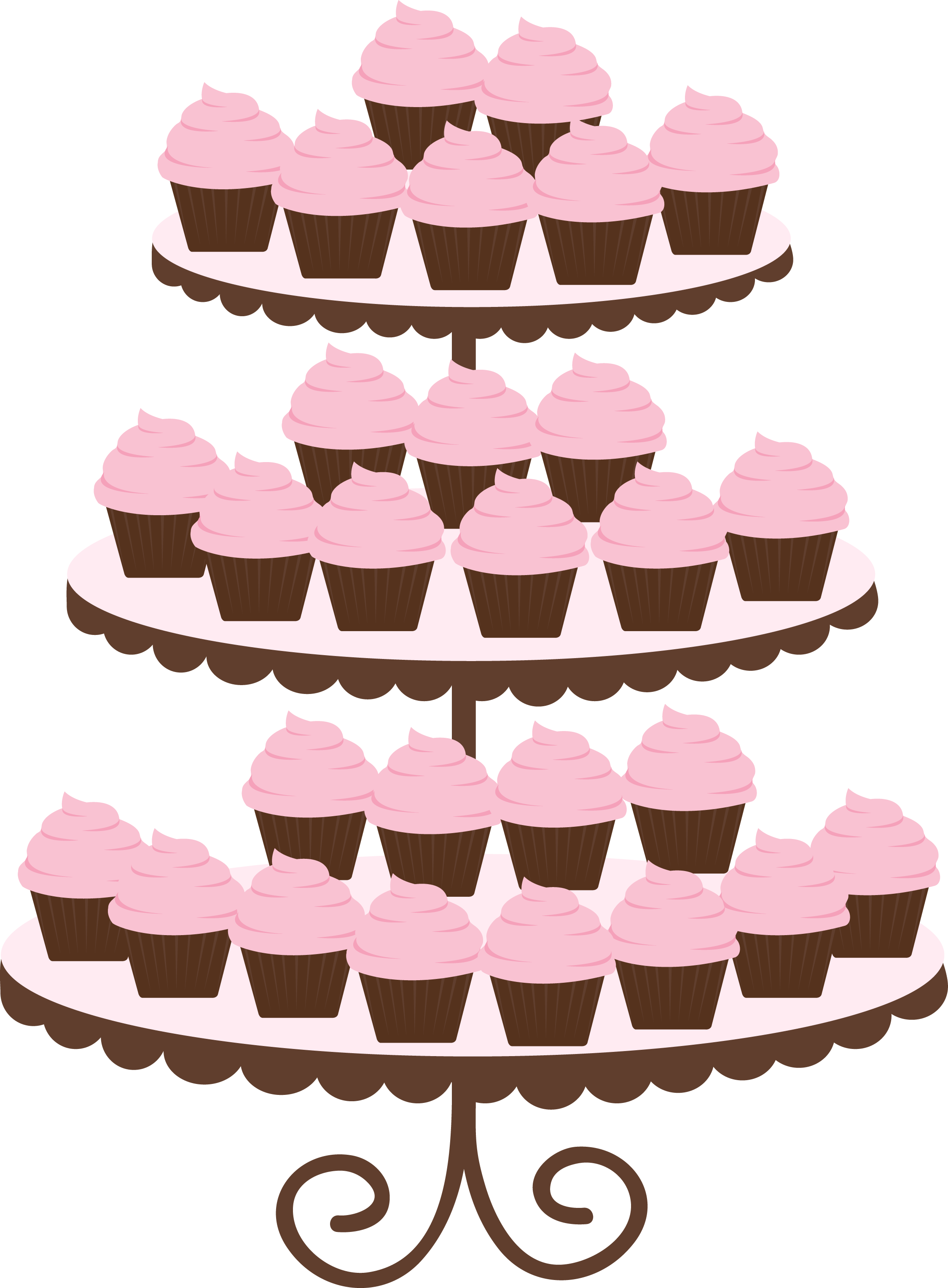 Fraction clipart cupcake. Photo by danimfalcao minus
