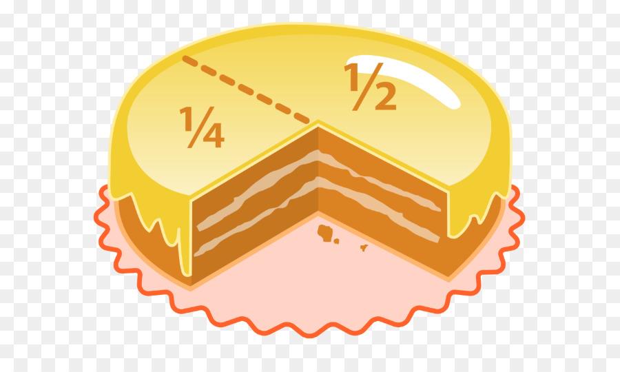 Cake background transparent . Fraction clipart food