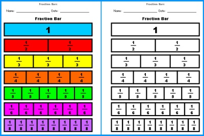 Free rectangle cliparts download. Fractions clipart fraction bar