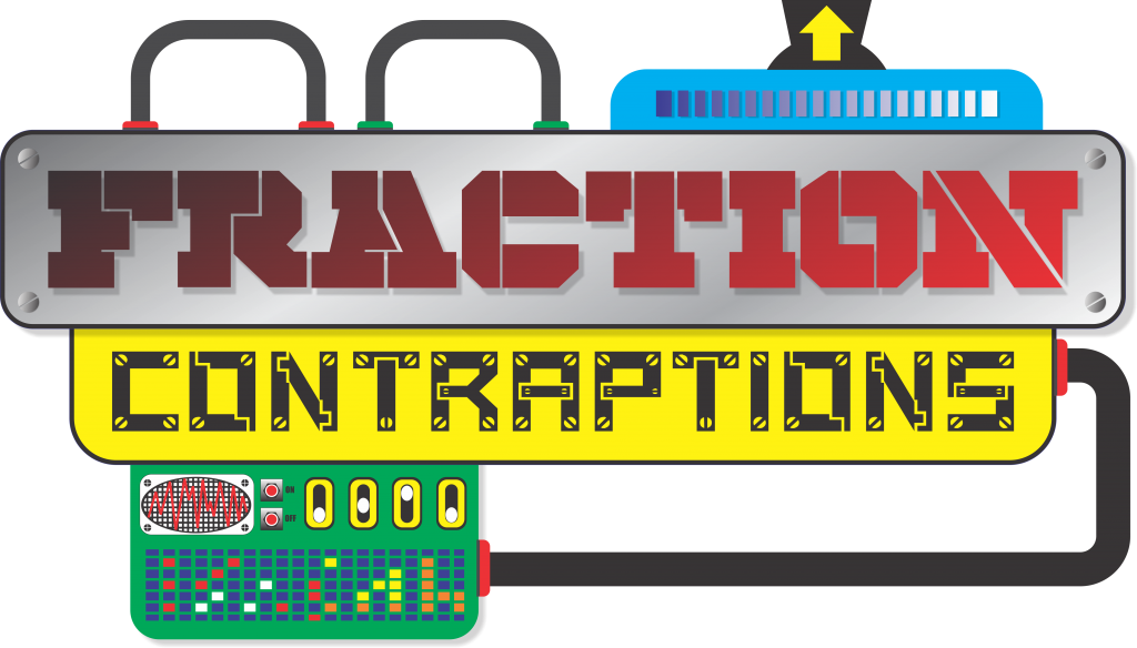 Fraction clipart fraction decimal. Contraptions create equivalent fractions