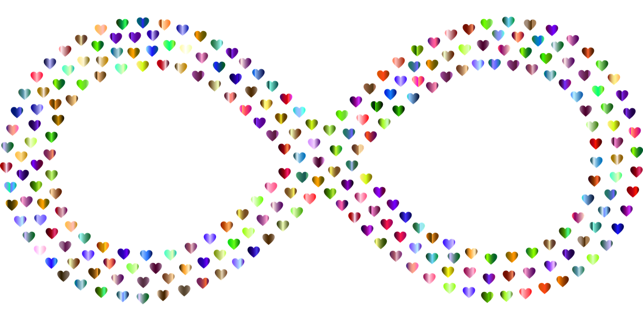 Infinity me a picture. Fraction clipart one tenth