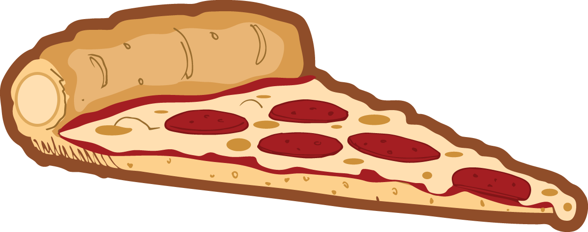 Fractions clipart pizza crust.  collection of high