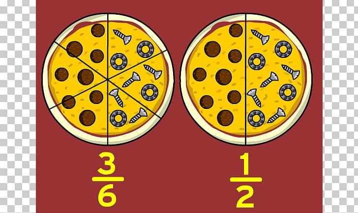 Fraction clipart pizza. Comparing fractions png circle