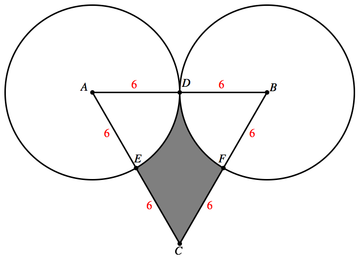 Fraction clipart radius. Area pwn test prep
