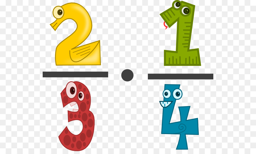 Fractions clipart rational number. Fraction area png download