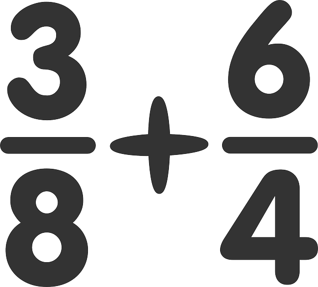 Gmat fractions and decimals. Fraction clipart rectangle fraction
