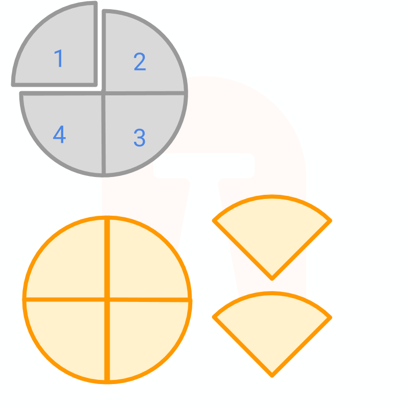Fractions clipart improper fraction. Proper mixed