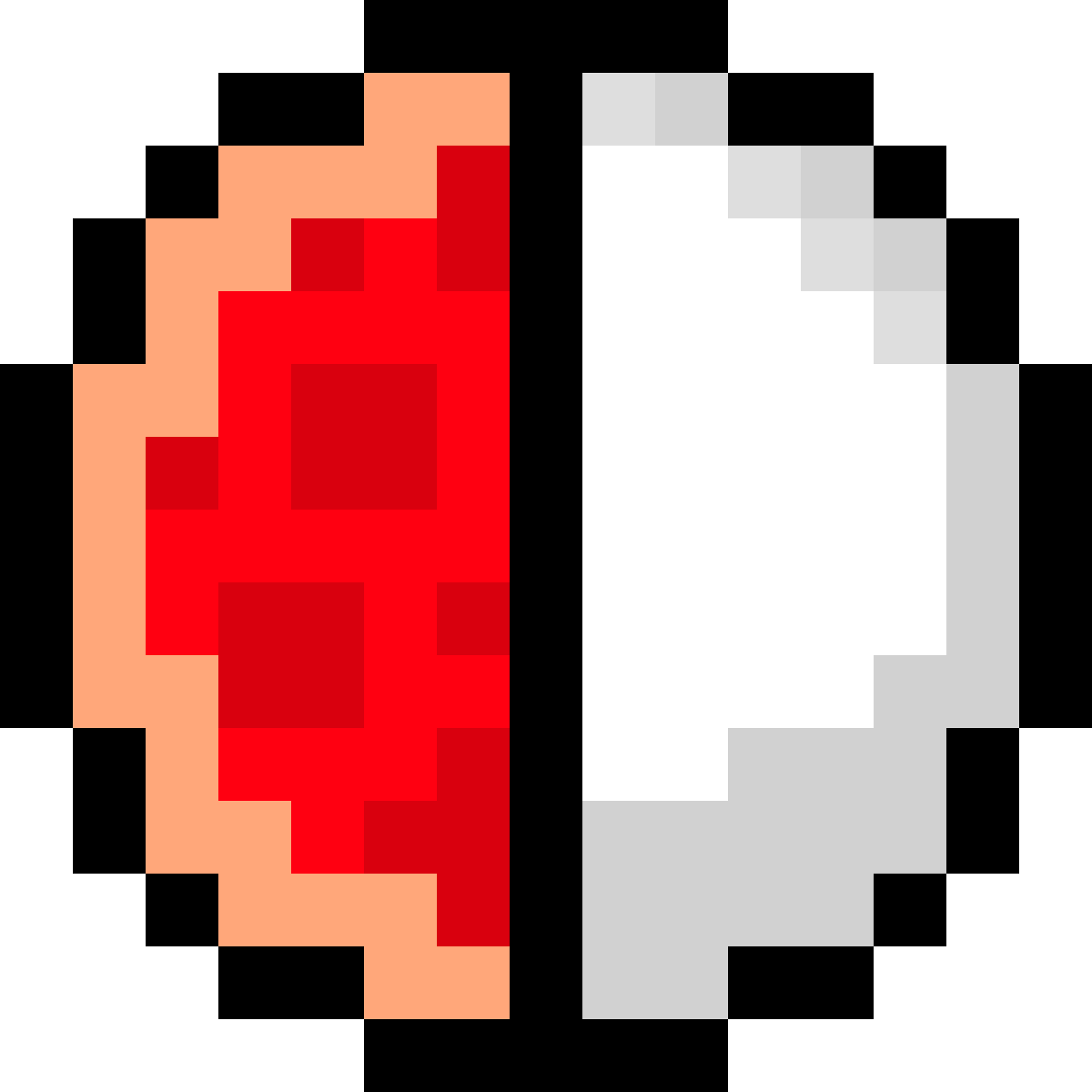 Pixel art maker . Fraction clipart square