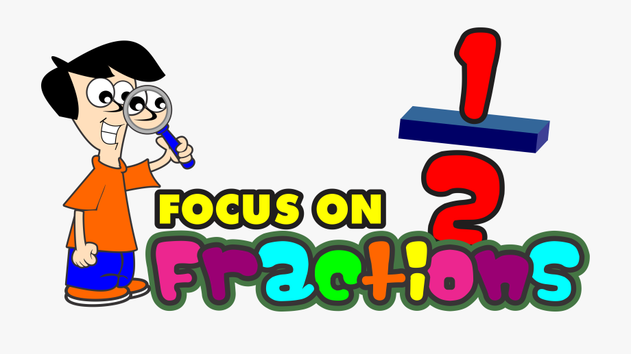 Fractions clipart basic. Finding fun and exciting