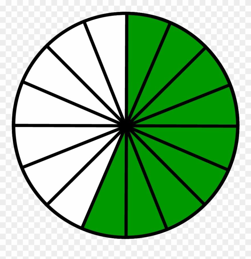 Fractions clipart circle. Edupic page aks flight