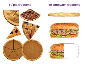 And fruit fraction clip. Fractions clipart food